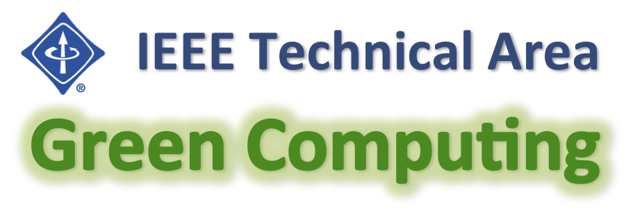 IEEE Technical Area in Green Computing